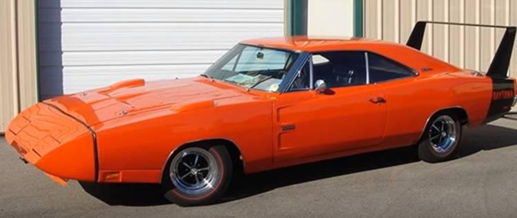 Dodge Charger Daytona 1969 $ 50.00