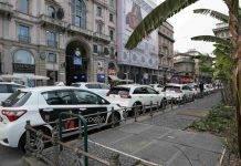 1200 euro di taxi