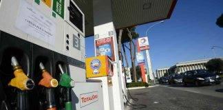 prezzo carburanti