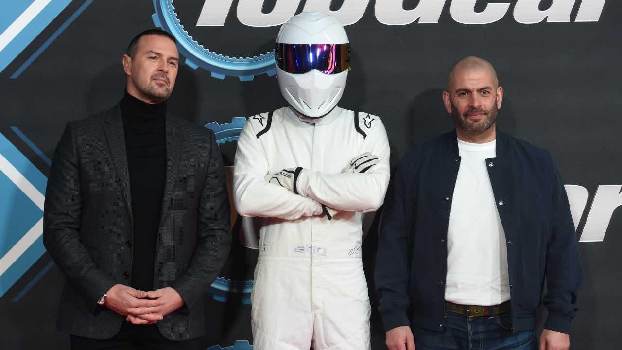 serie tv netflix da vedere motori top gear