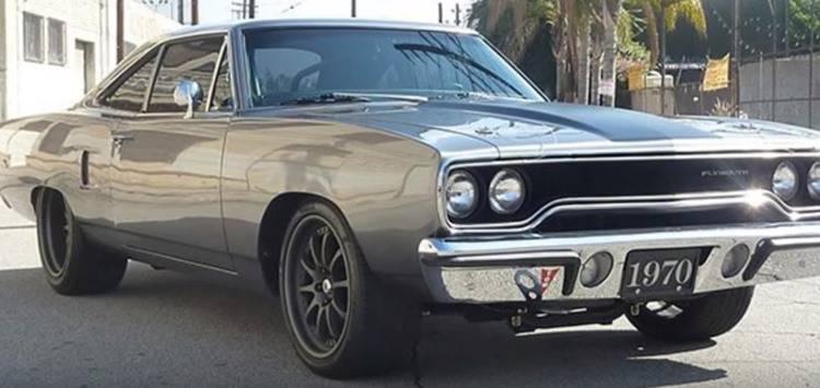 Plymouth Roadrunner 1970 $ 45.000