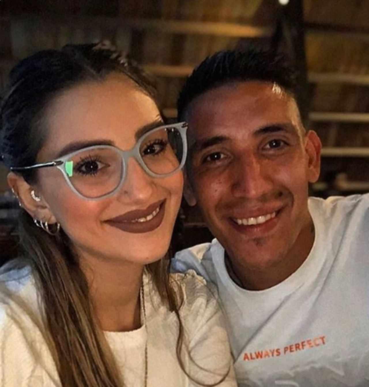 Tragedia per l'ex Genoa Centurion: muore la fidanzata 25enne