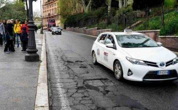 Coronavirus crisi taxi