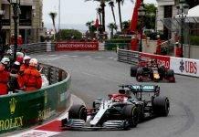 F1 Monaco cancellato