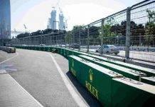 Gran Premio Baku Formula 1