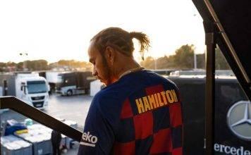 Hamilton Barcellona