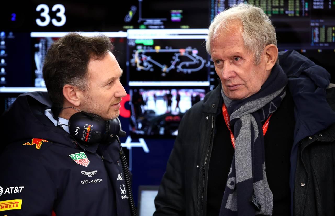 Formula 1, proposta shock di Helmut: