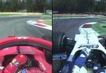 Raikkonen vs Montoya