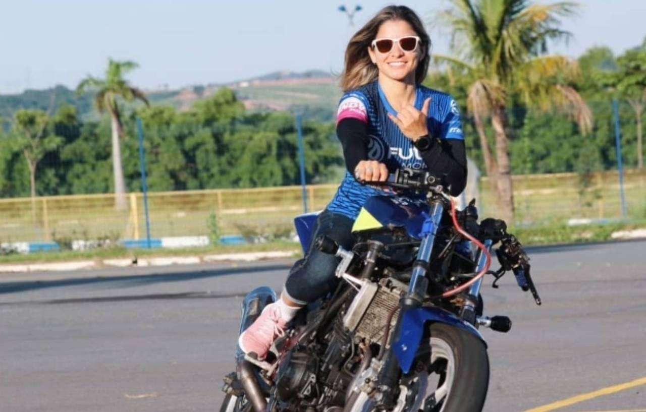 Addio a Indy Munoz, campionessa brasiliana di motociclismo