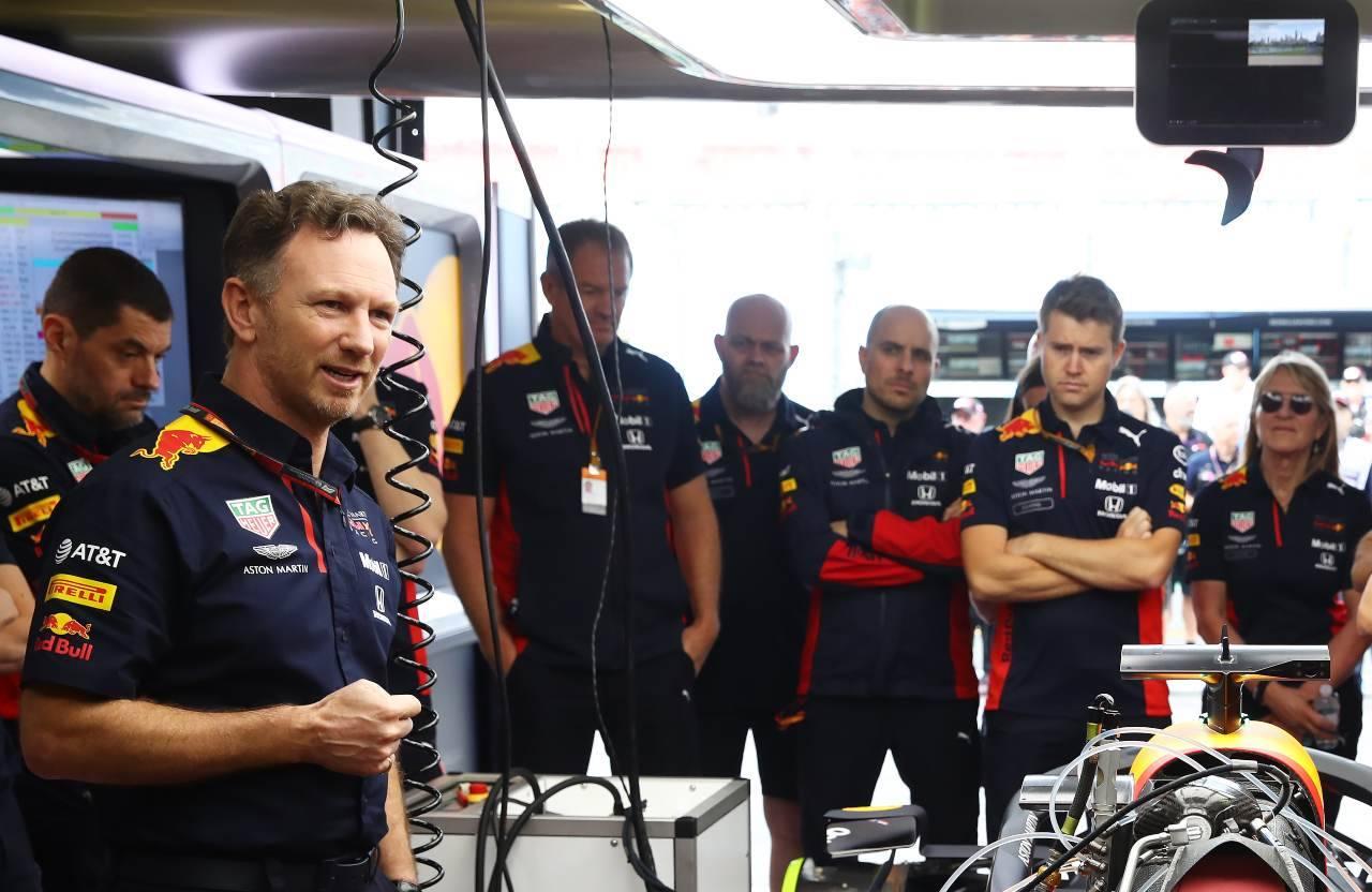 F1: l'idea folle di Marko,camp per infettare piloti Red Bull - F1