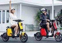 e-scooter xiaomi a1 a1pro
