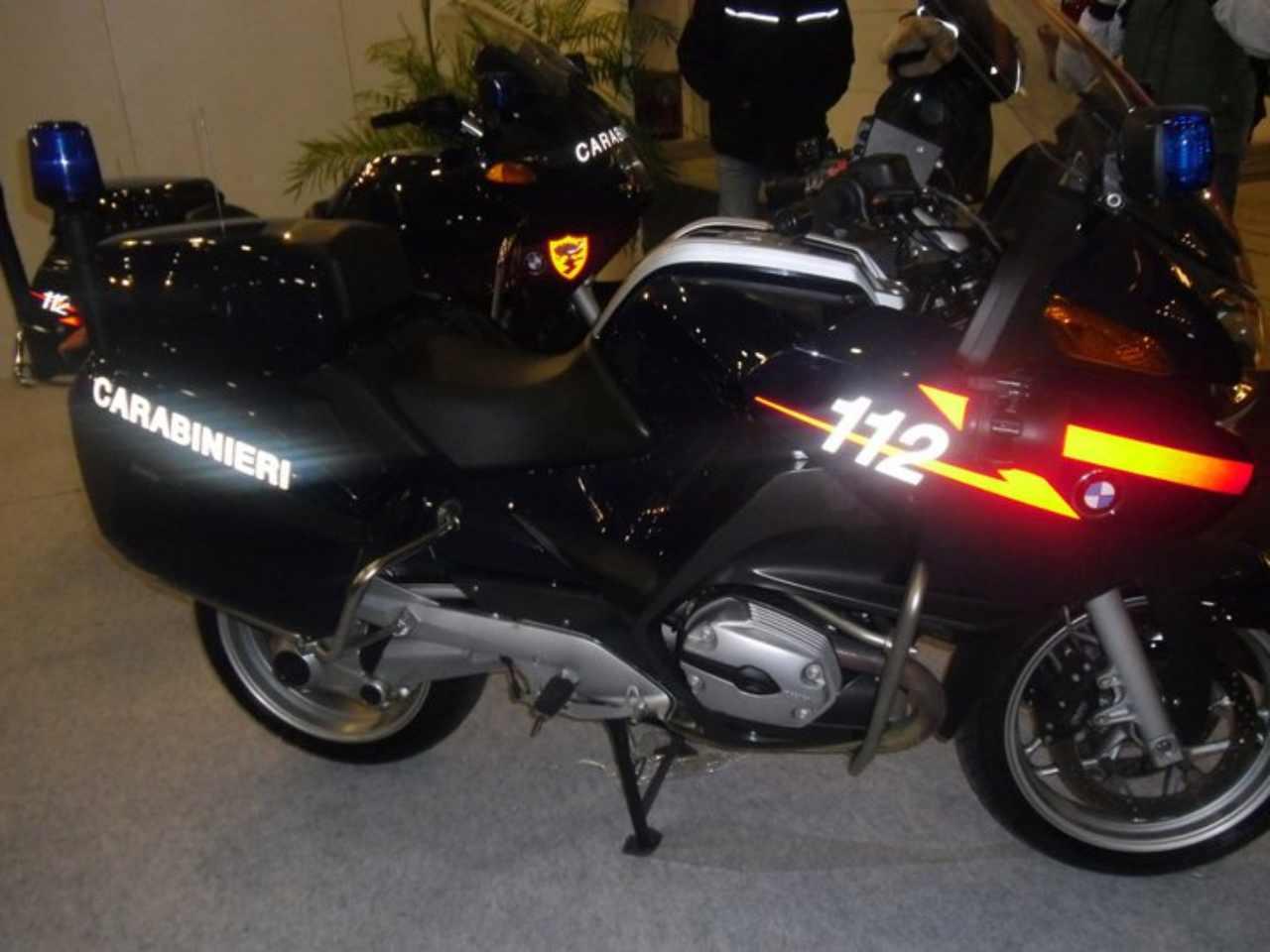 BMW forze dell'ordine