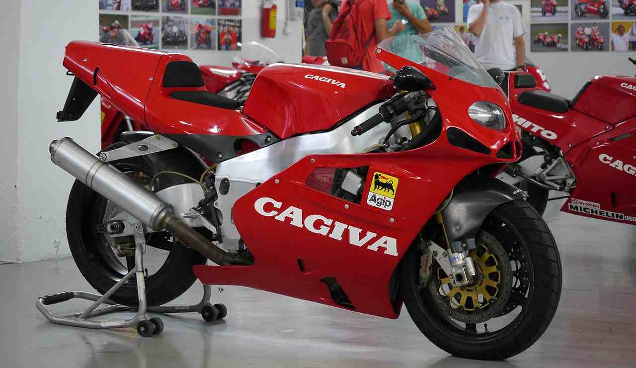 Cagiva Ferrari F4