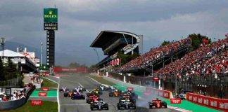 F1 GP calendario