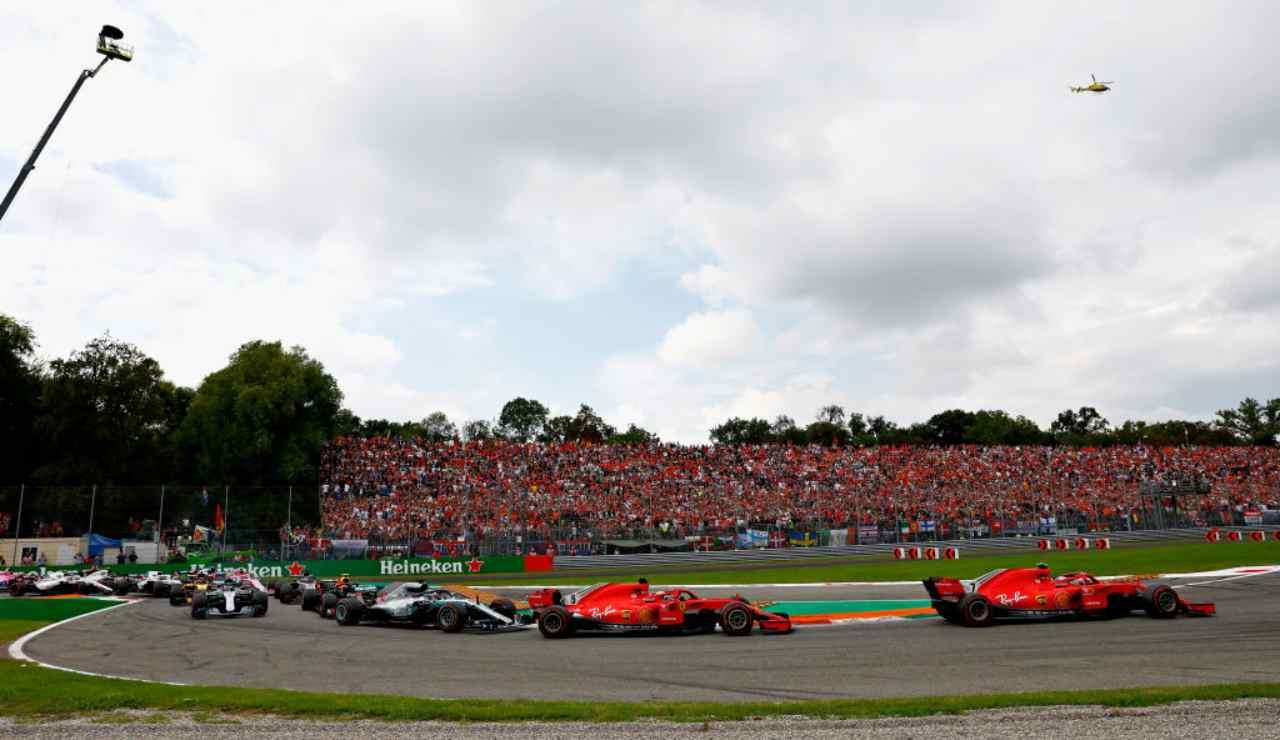 F1 Sticchi Damiani