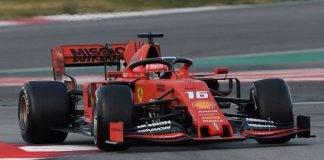 F1 Ecclestone Ferrari