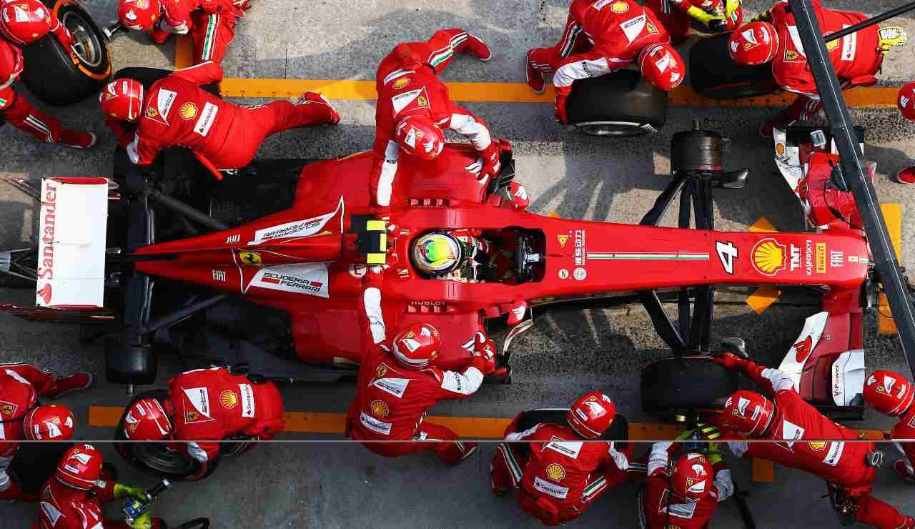 Formula 1 crisi