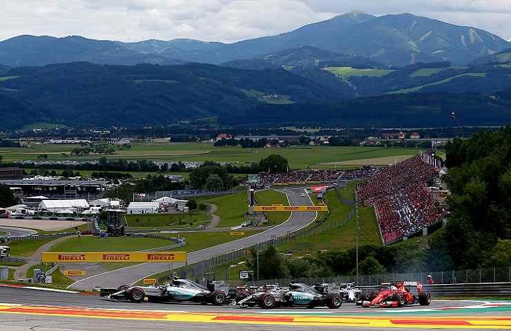 Formula 1 in Toscana per la prima volta al Mugello