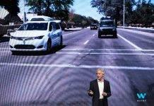 Guida autonoma test