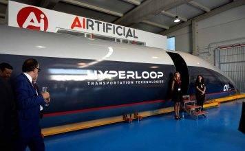 Hyperloop, da Amsterdam a Parigi in soli 90 minuti
