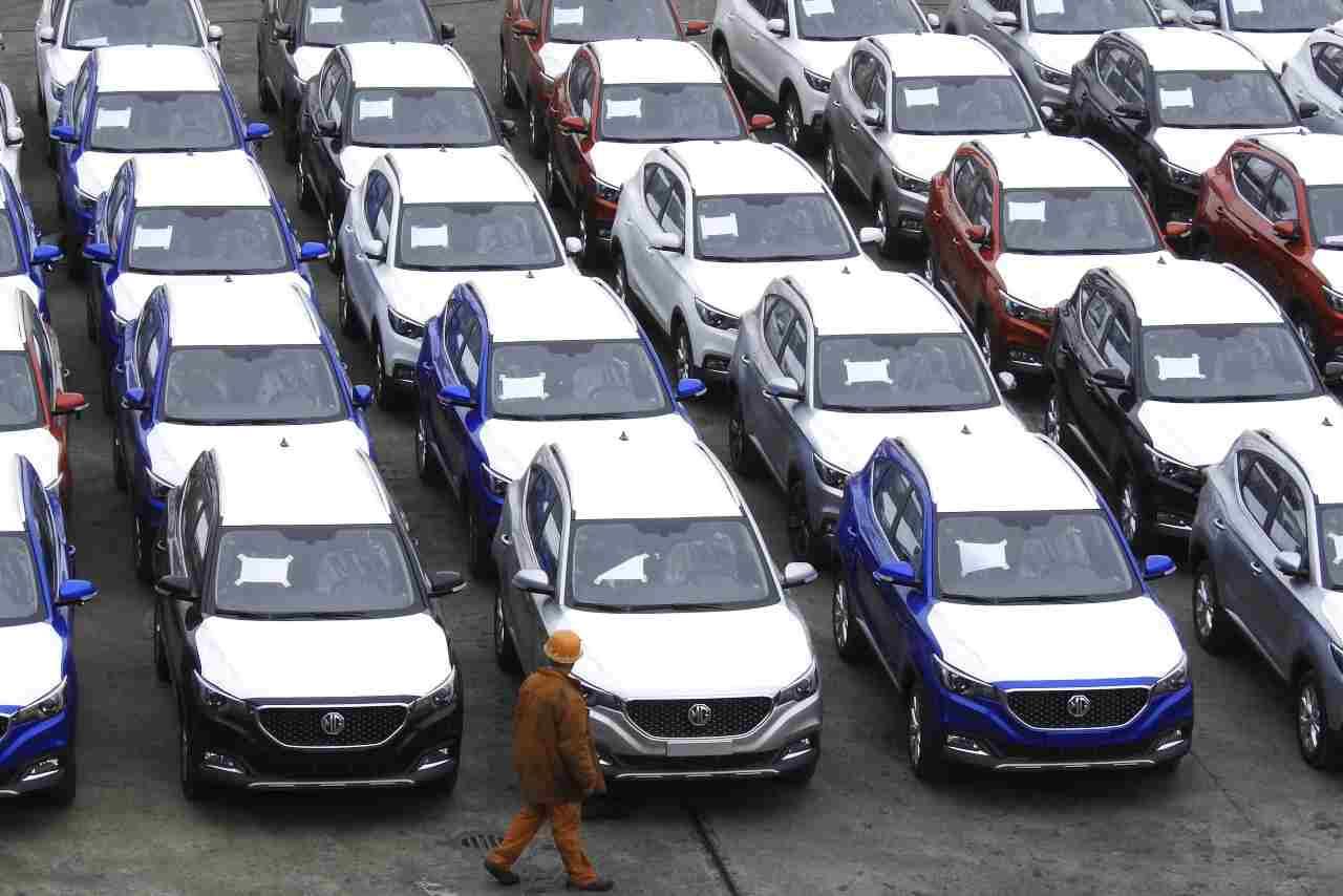 Mercato auto Cina