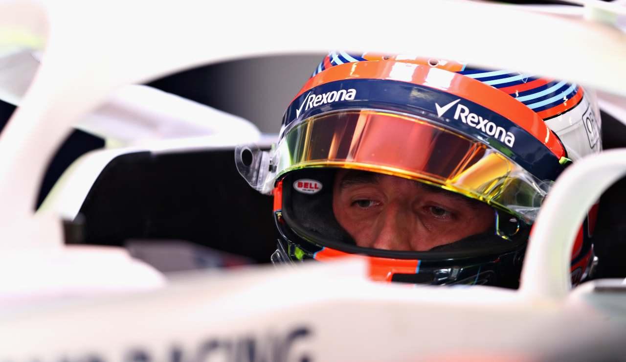 Robert Kubica Ferrari