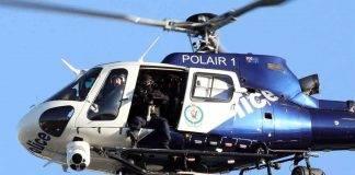 Elicottero Polair