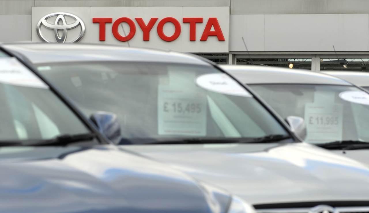 Toyota campagna