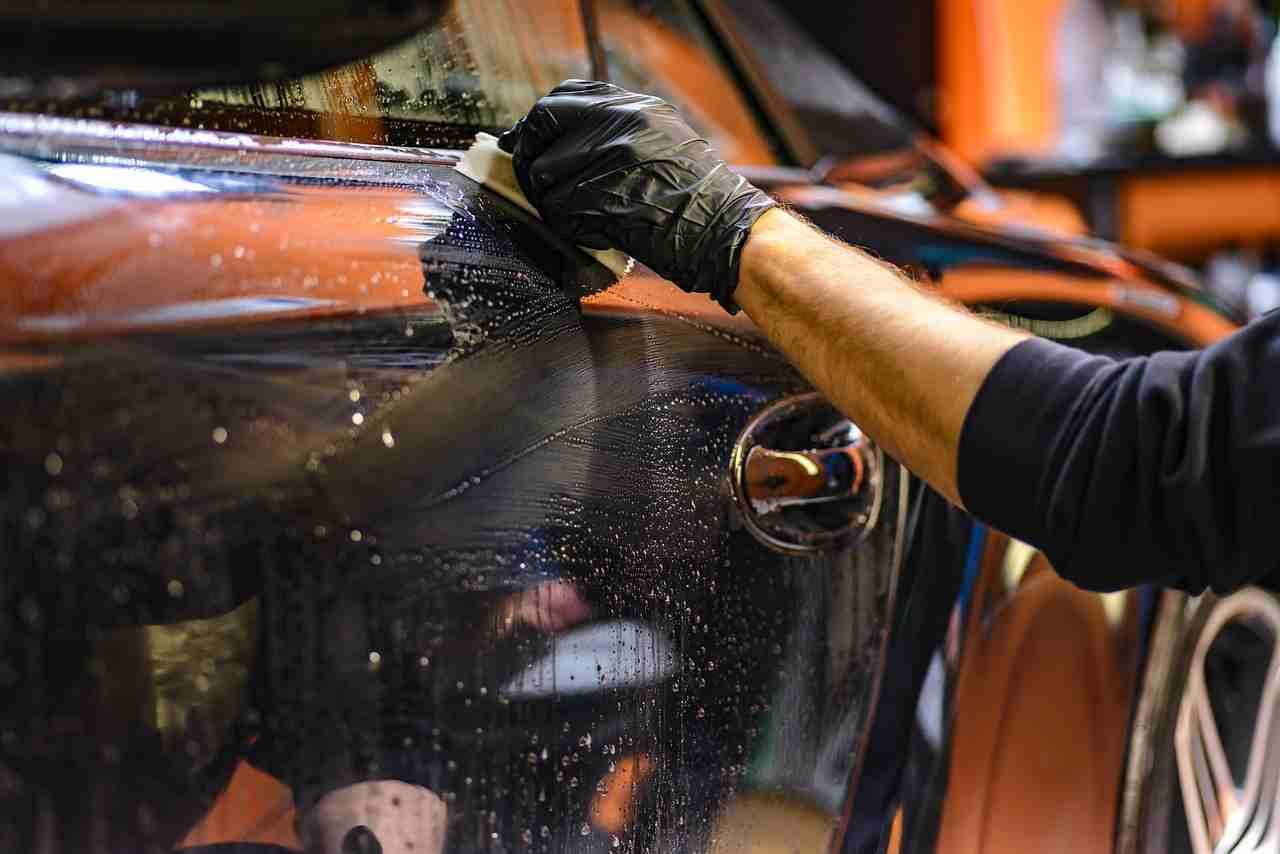 App lavaggio auto