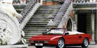 Ferrari Mondial T cabrio all'asta negli USA al prezzo di una Golf