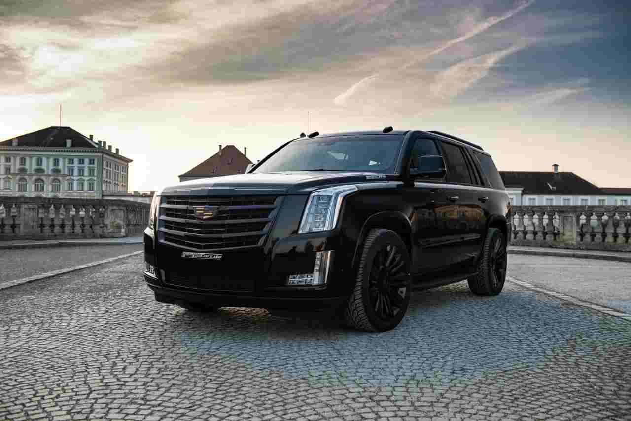Cadillac Escalade (foto Wheelsage)