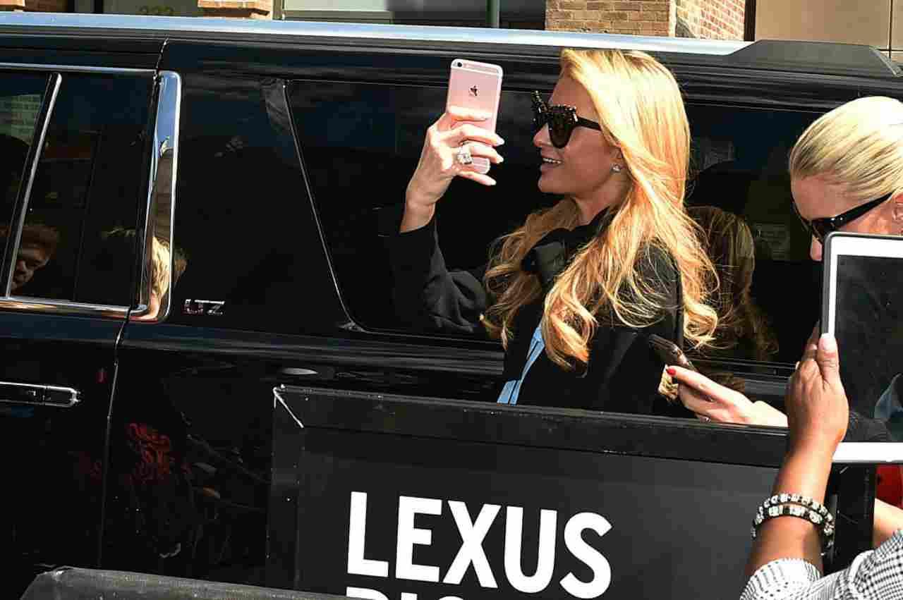 Paris Hilton (foto Getty)