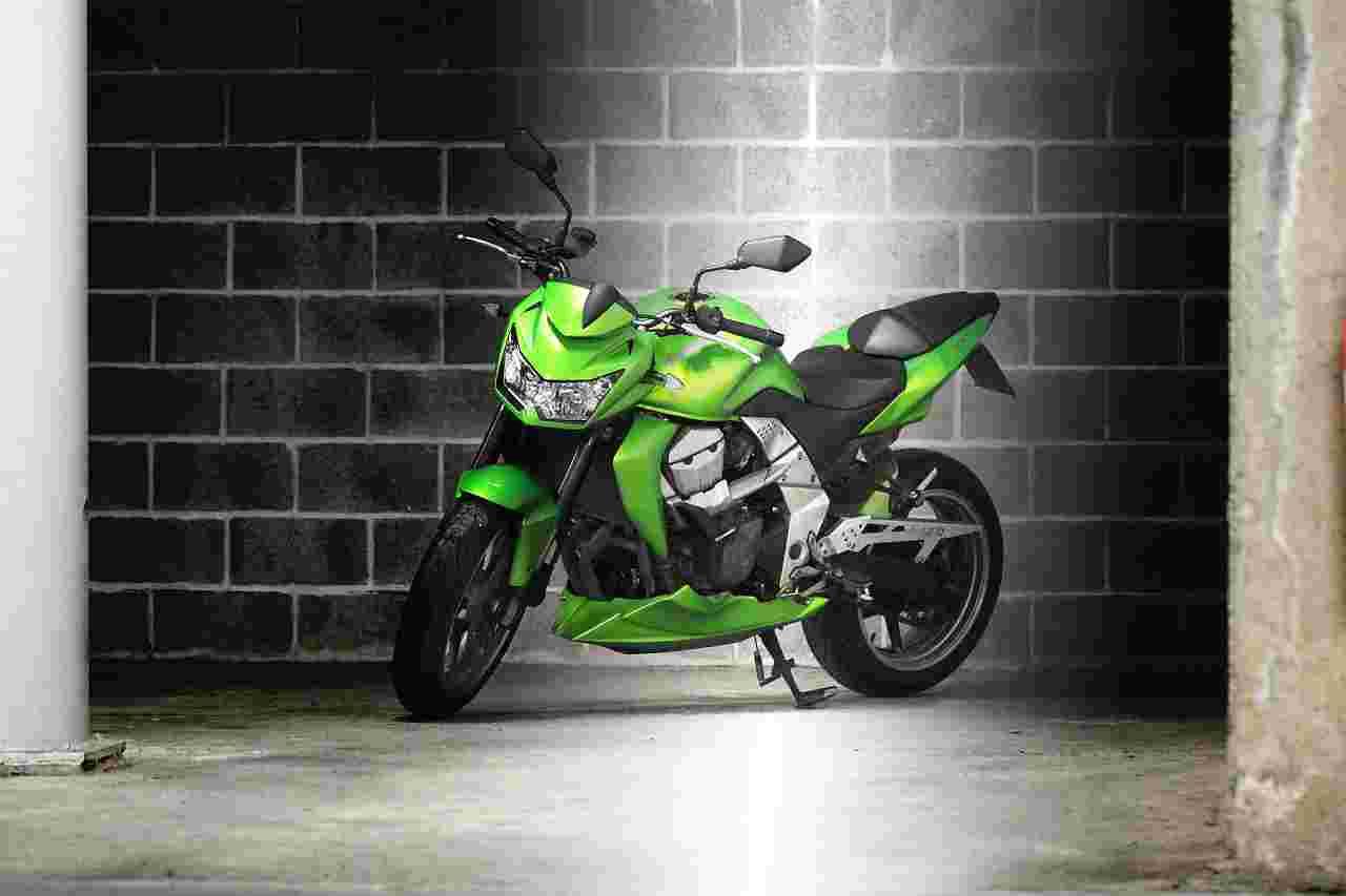 Kawasaki estende la garanzia sulle moto