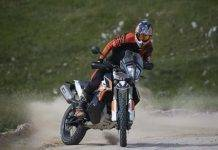KTM, richiamo per la Adventure