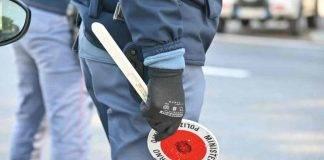 I controlli della Polizia municipale durante la quarantena per il coronavirus