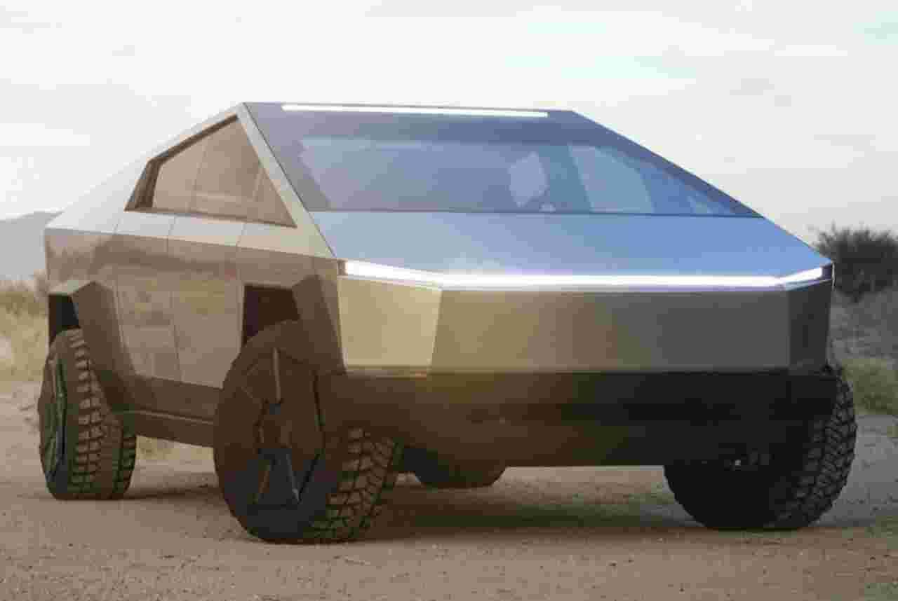 Tesla Cybertruck, le variazioni nella versione definitiva