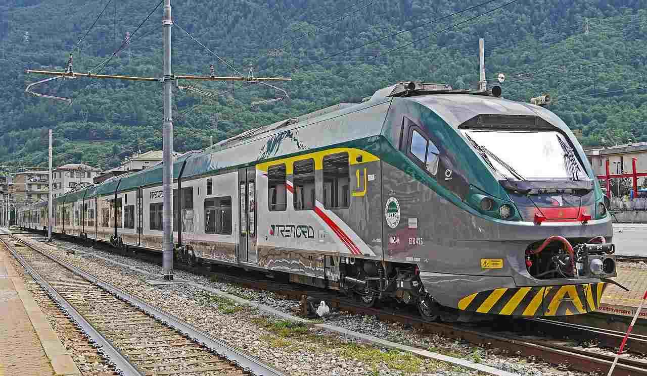 Treni, le limitazioni fino a maggio