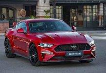 ford mustang gt usa