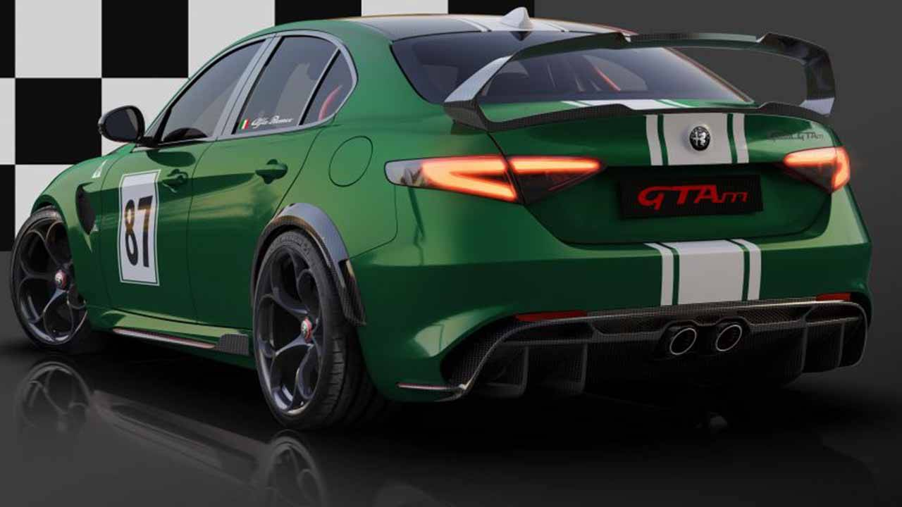 Nuova Giulia GTA