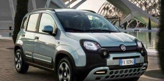 Fiat 500 Panda