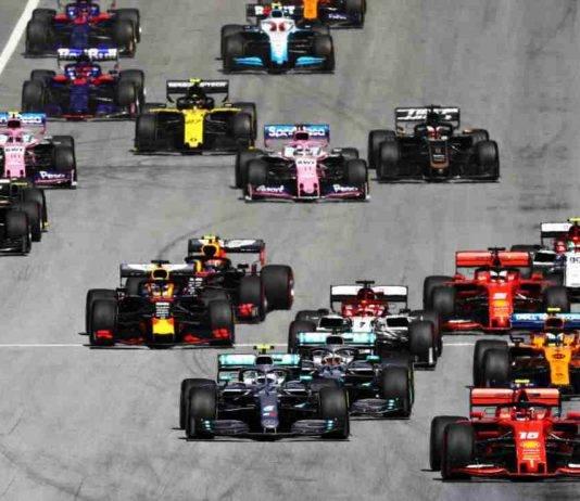 F1 GP Austria