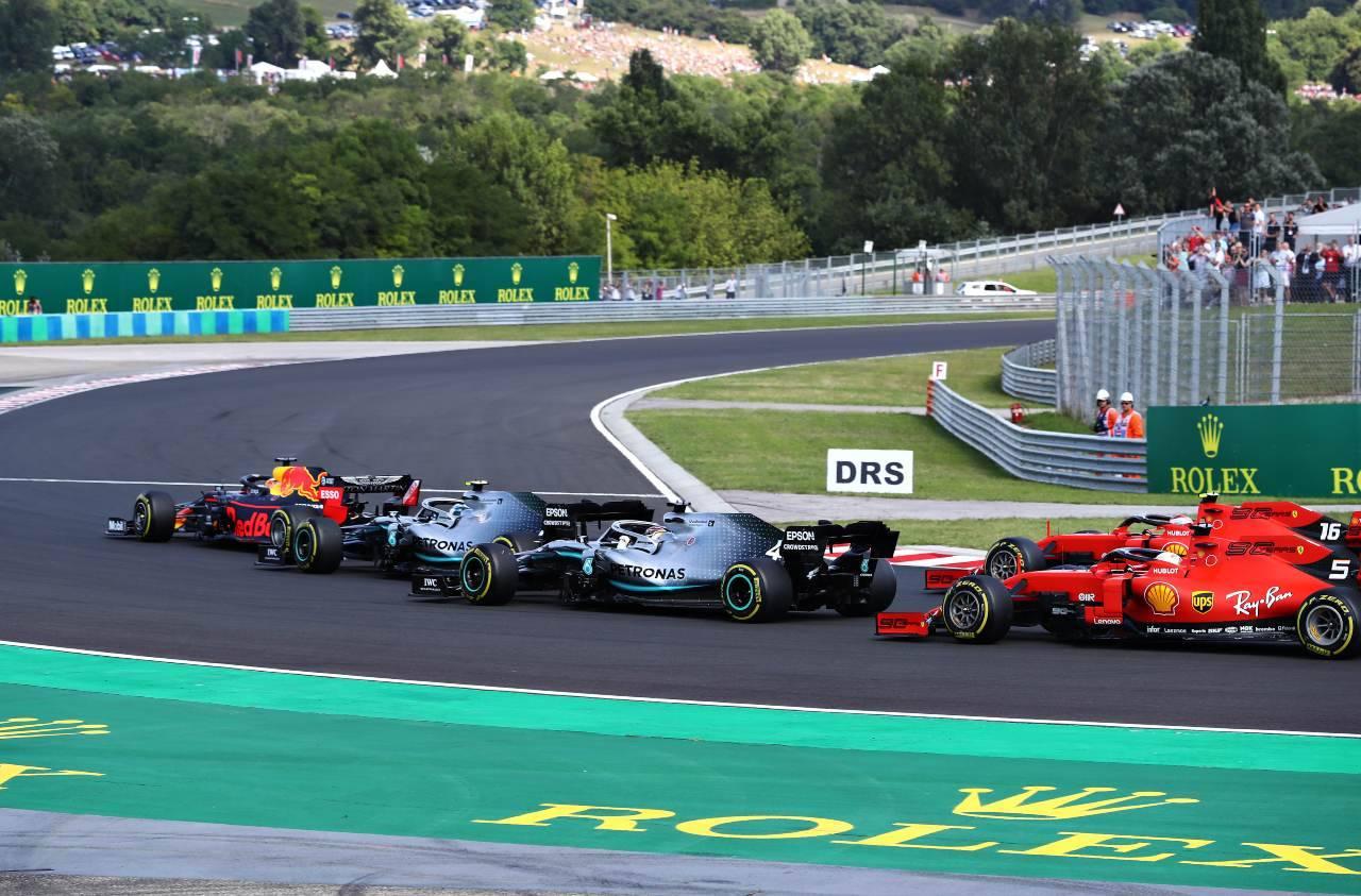 F1 | Il Gran Premio di Ungheria si correrà a porte chiuse