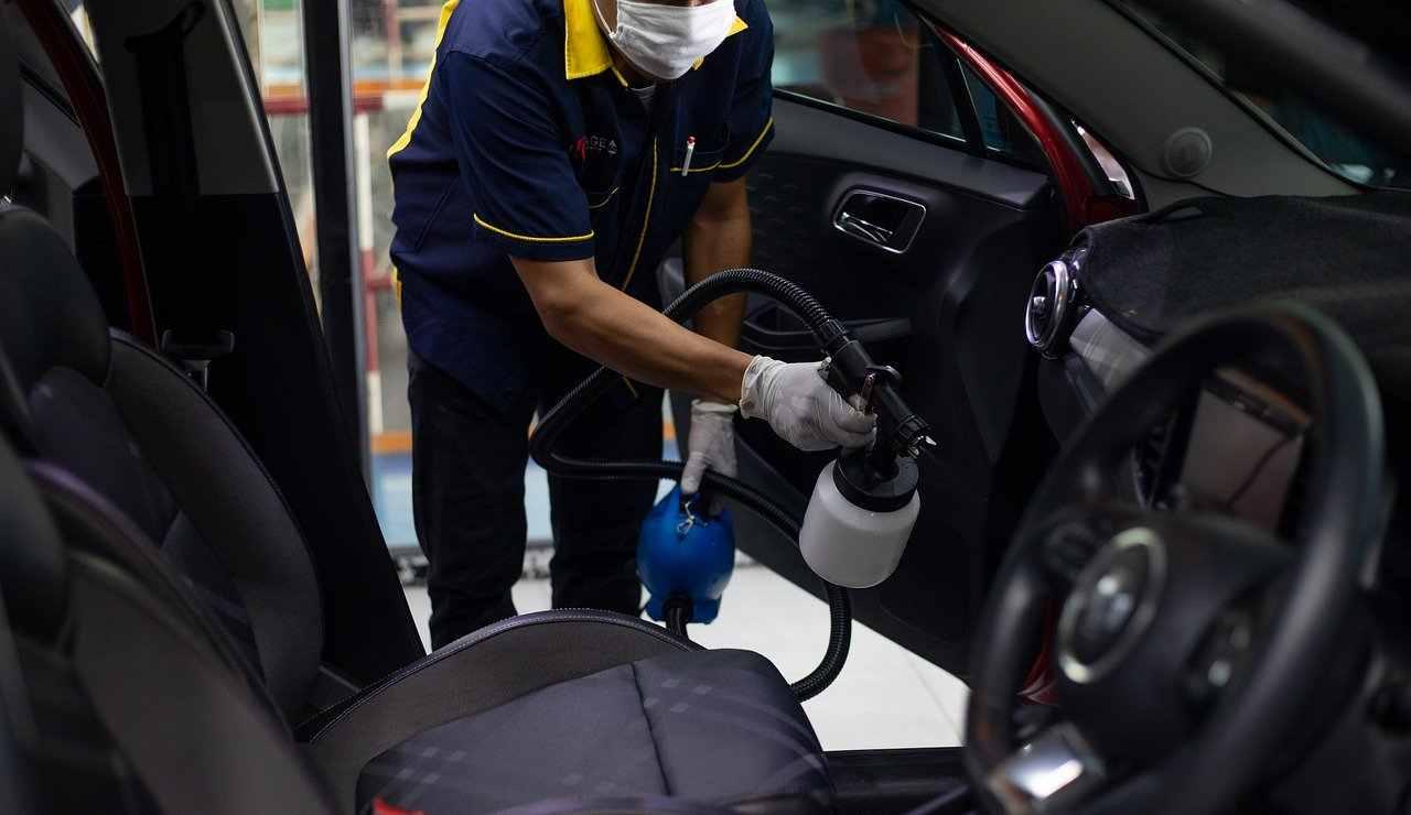 Sanificazione Auto tassa Covid