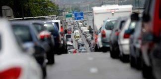 Traffico Spostamenti Regioni