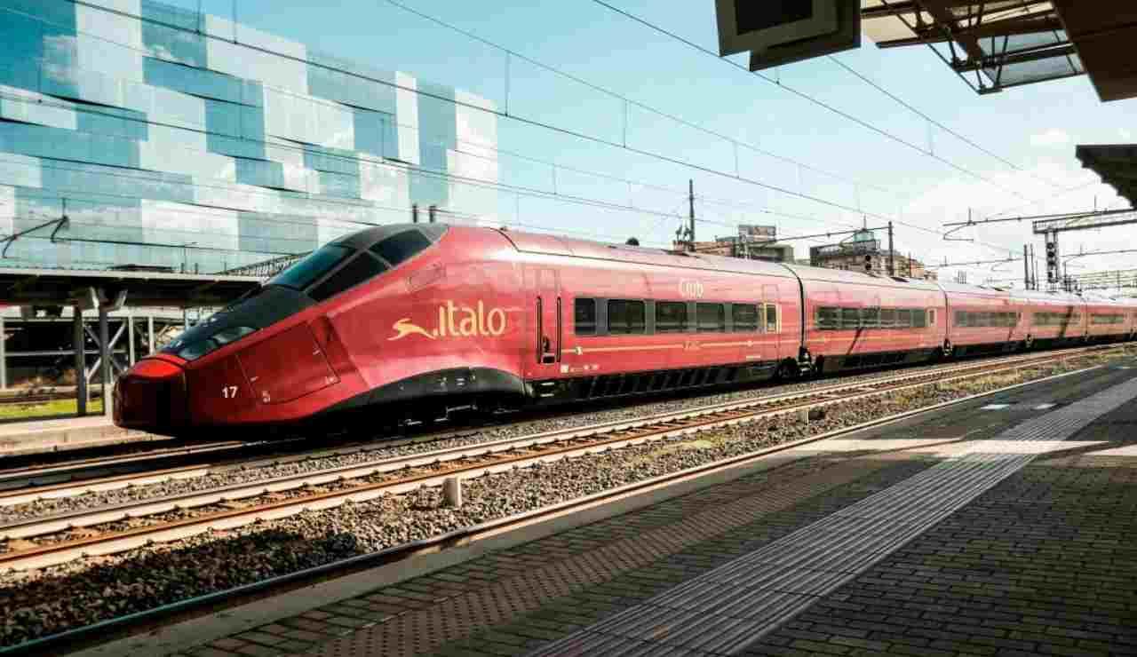 Viaggiare Treno