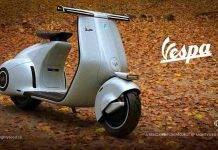 Vespa 98 concept