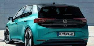 Volkswagen ID.3 Auto elettriche