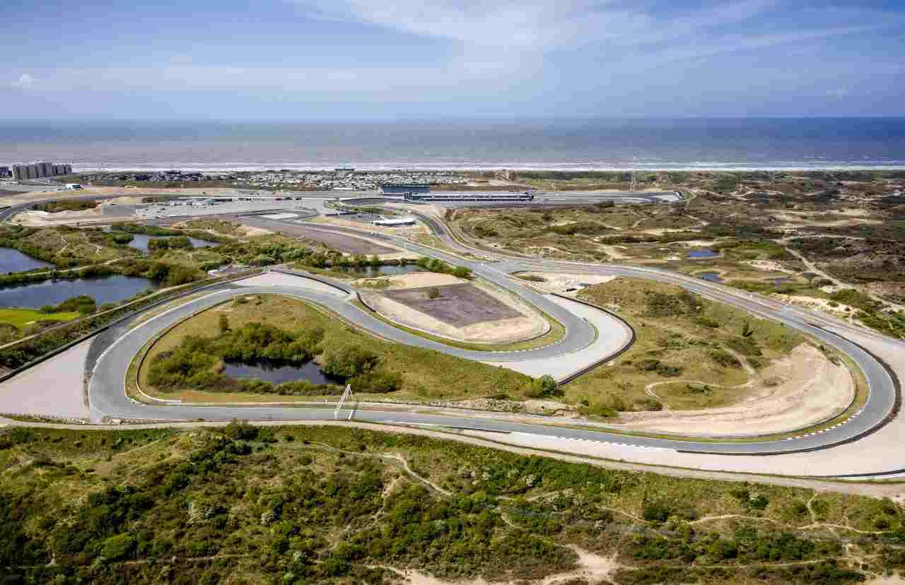 Zandvoort Gp Olanda