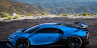 Bugatti Chiron Pur Sport