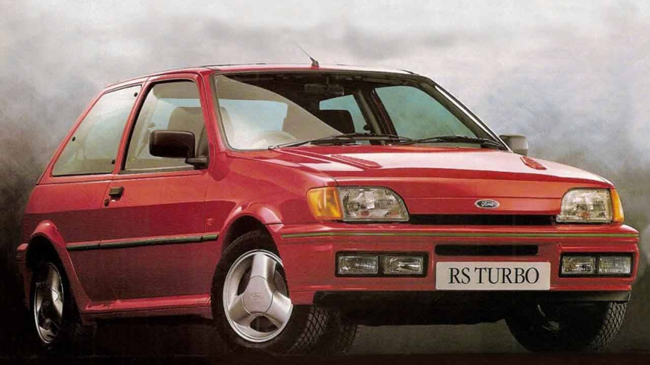 Anni '80 Fiesta